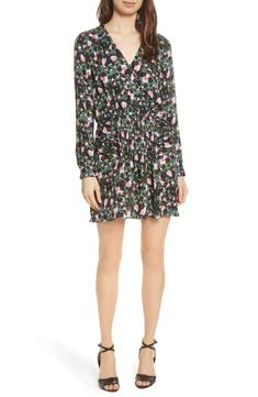 online shopping for Veronica Beard Naomi Floral Print Silk Dress from top store. See new offer for Veronica Beard Naomi Floral Print Silk Dress Latest Colour, Gal Meets Glam, Veronica Beard, Nordstrom Dresses, Silk Dress, Frocks, Dresses Online, Floral Prints, Casual