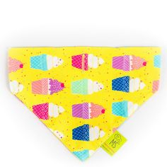 Monshuls Cones Dog Bandana #salmongroup #Monshuls #tictail #genuinepetlovers #petaccessories #petlovers #perfectforpets #petsaccessoriesforsale #petsaccessoriescollection #dogaccessories #dogaccessoriesforsale #Dogbandana #dogkerchief #doglovers #tictail #tictailshop #tictailmarket #tictailsale #tictailer #tictailmarketplace #Fashion #bestgift #maker #handcrafted #designstudio #madeincolombia #instagood #instamood Kerchief, Dog Bandana, Dog Accessories, Dog Lovers, Best Gifts, Pets, How To Make, Fashion, Moda