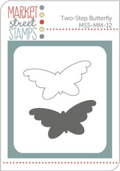 Market Street Stamps - Two Step Butterfly, $5.00 (http://www.marketstreetstamps.com/two-step-butterfly/)