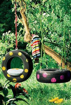 Качели для детей #garden design