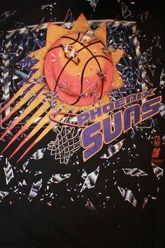 Vintage 90's Phoenix Suns