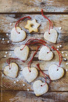 #galletasnavidad ❥http://bordarvigo.com❥