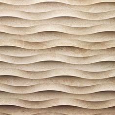 PIETRE INCISE - pareti tridimensionali in pietra naturale - FONDO   Lithos Design