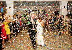 18 Creative Exit Toss Ideas featured on The Knot's Blog