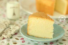 Nasi Lemak Lover: Pure Vanilla Sponge Cake 香草海绵蛋糕