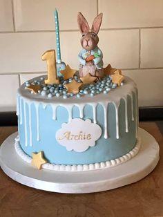 Archie, Birthday Cake, Cakes, Desserts, Food, Tailgate Desserts, Birthday Cakes, Meal, Cake
