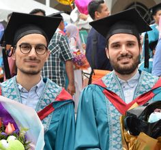 This year most of my friends got graduated and among them these two amazing people Burak and his brother Furkan. Wish them all the best in life and hope that our paths cross in the future.  #IIUM #UIA #convocation  #loyalty_makes_us_family  #الله_يديم_المحبة #أسبوع_كل_تهنئة للخرجين_وحنا_مسحوب_علينا