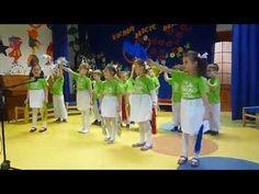 """""""Mamma Mia"""" - taniec 5-latków z PM nr 5 (fragment) - YouTube"""