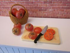 Slicing Tomatoes | Flickr - Photo Sharing!