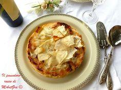 Il Pomodoro Rosso di MAntGra: Lasagne rivisitate in pasta fillo