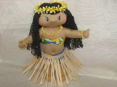 Huggable Hawaiian Menehune Dolls: Alohi (Love) Alohi carries the Aloha spirit of Hawaii. She is ready to be your new friend and dance her way into your heart.