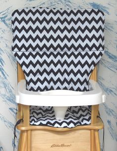 Handmade And Stylish Replacement High Chair Covers For