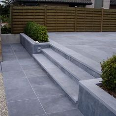 Garden Tiles, Garden Paving, Garden Steps, Terrace Tiles, Patio Tiles, Back Garden Design, Modern Garden Design, Landscape Design, Backyard Patio Designs