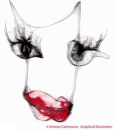 © Antxon Castresana - Graphical illustration AMO TU BOCA CON BOCA RICA NO puedes tocarme NO puedes olerme NO puedes verme.Que puedo hacer,escribir y escucharte.Pero te puedo sentir.