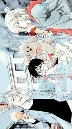 Fondos de Pantalla Anime ヽ(^o^ )^_^ )ノ  - Yuri On Ice