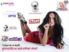 CanliCadde Canlı Show Kızları Chat Saç, Blog, Güzellik