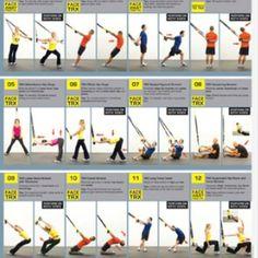 I <3 TRX Strength Training