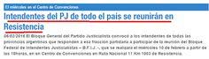 el blog de josé rubén sentís: ahora los intendentes