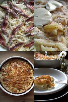 Jansson's Temptation - potatoes, anchovies and cream - scalloped potatoes, Scandinavian style!