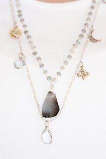 Amanda Gordon's beautiful jewelry