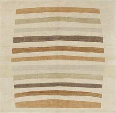 Natural Dye Contemporary Design Rug Mondrian Collection Modern