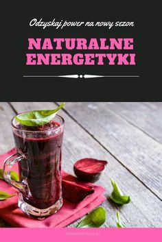 Naturalne energetyki na jesień – co zamiast kawy? Yerba Mate, Health Fitness, Vegetables, Food, Essen, Vegetable Recipes, Meals, Fitness, Yemek