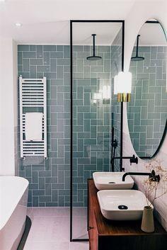 GORGEOUS #bathroomstyle #bathroomremodel