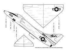 Skyhawk by John Blankenship from Flying Models 1972 - plan thumbnail