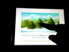 ▶ Panorama horizontal défilant interactif dans un epub 3 - YouTube