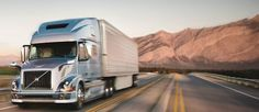 Volvo Trucks to Showcase Fuel Efficiency & Uptime Services at 2015 Mid-America Trucking Show! Kenworth Trucks, Volvo Trucks, Mack Trucks, Big Rig Trucks, Large Truck, Long Haul, Fuel Efficiency, America, Articles