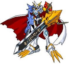 Digimon Dragon's Shadow: omnimon