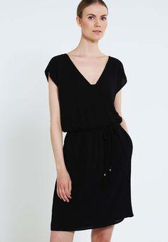 Esprit Sukienka letnia - black za 249 zł (06.05.16) zamów bezpłatnie na Zalando.pl.