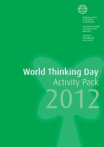 World Association of Girl Guides and Girl Scouts - Environmental sustainability  #MDG7