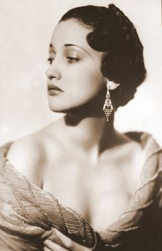 Dorothy Lamour - 1930's - Photo by Maurice Seymour - @~ Mlle