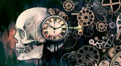 The Decays of Time by ~ChrisValentine