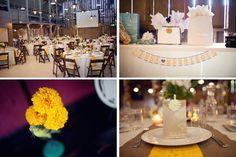 Camarillo Ranch Wedding - table set up