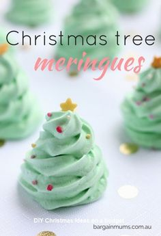 I am sharing 25 Christmas Tree Crafts and Treats that are great for gifts, decor and to keep the kids busy over Christmas Break. Christmas Tree Crafts, Christmas Snacks, Xmas Food, Christmas Cooking, Noel Christmas, Christmas Goodies, Holiday Treats, Holiday Recipes, Make Christmas Decorations