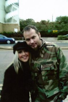 """The Wife with Tim """"Ripper"""" Owens"""