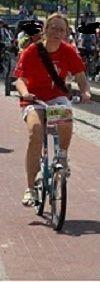 #RometRambler  rower Wigry 3 choć wiekowy, to wciąż do jazdy gotowy