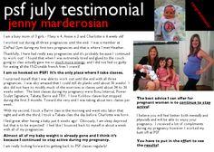 July Testimonial Winner!