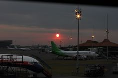Okt'11 - Bandara Soekarno Hatta, Banten People Change, Fair Grounds, Journey, Travel, Fun, Fin Fun, Voyage, Viajes, Traveling
