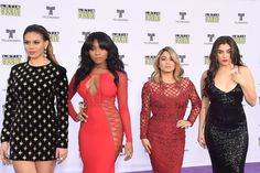 Dinah Jane Photos - (L-R) Dinah Jane, Normani Kordei, Ally Brooke, and Lauren Jauregui of Fifth Harmony attend the 2017 Latin American Music Awards at Dolby Theatre on October 26, 2017 in Hollywood, California. - Dinah Jane Photos - 63 of 382