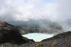 Rincon de la vieja Volcano.