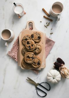 Masala-Chai Chocolate Chip Cookies