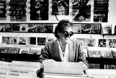 4/3/1986, Miami Herald Staff: Bob Perry, from the Blue Note record shop which carries Jazz old Be-bop. Blue Note started in an office on South Dixie. Perry went looking for more space and moved to 1282 N.E. 163 St. in North Miami. He stocks some 75,000 titles -- give or take -- at least half of it jazz and the rest rock and blues. You can pay $2 for a 1950 Louie Armstrong and His All-Stars LP (3 for $5) to $75 for a Zoot Sims album.