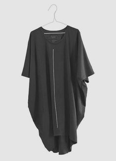 minimalist fashion oversized tee style dress                                                                                                                                                     More