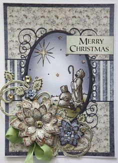 Creative Mayhem: Christmas Cards the Heartfelt Creations Way
