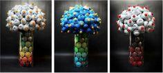 nurvero - nature Artiste :Hillary Coe trouvée chez Les cahiers de Joséphine