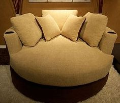 Cuddle Couch! i must have one in my life!!!!