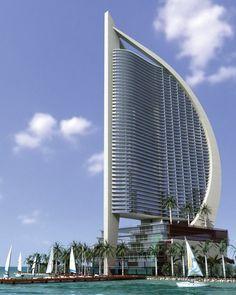 The Trump Ocean Club Panama by HBA